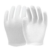 Gants d'inspection en coton